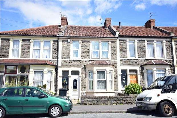 3 Bedrooms Terraced House for sale in Soundwell Road, BRISTOL, BS15 1JT