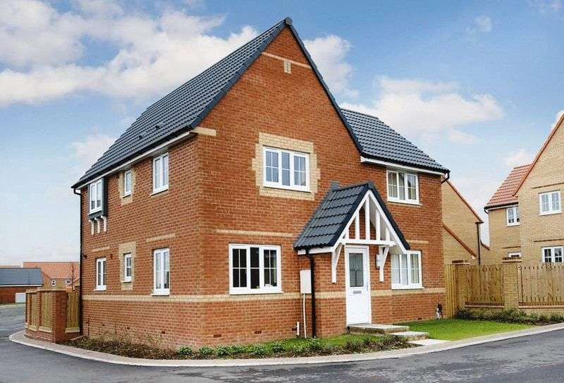 4 Bedrooms Detached House for sale in LINCOLN - Manor Farm, North Hykeham