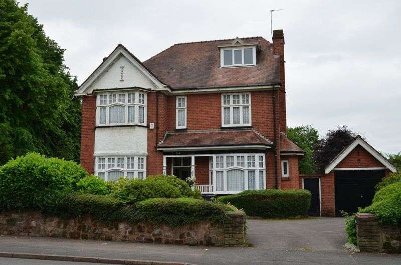 6 Bedrooms Detached House for sale in Alcester Road South, Kings Heath
