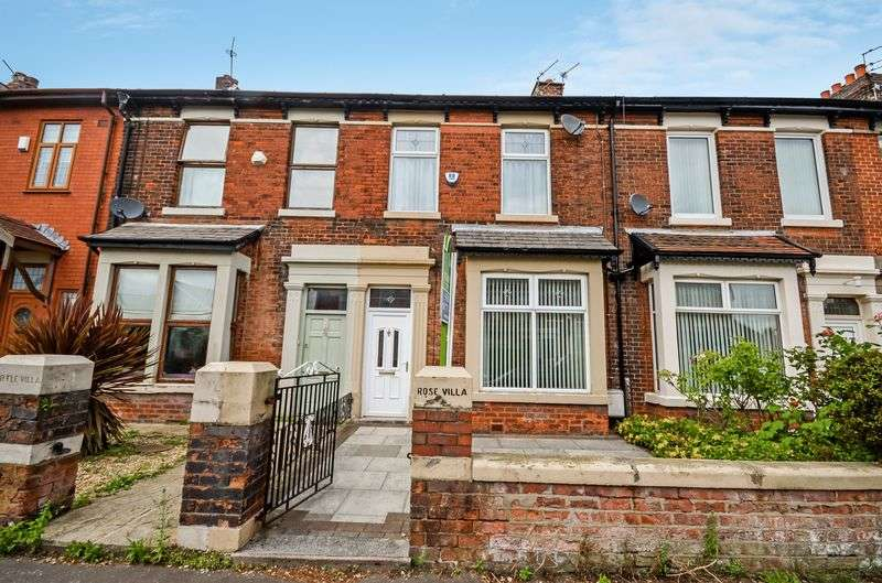 3 Bedrooms Terraced House for sale in 74 Lytham Road, Fulwood, Preston, PR2 3AQ