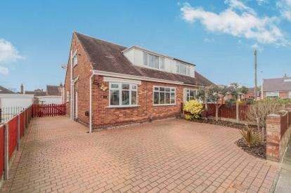 4 Bedrooms Semi Detached House for sale in Springfield Road, Widnes, Cheshire, WA8