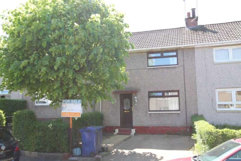 2 Bedrooms Terraced House for sale in Hawthorn Avenue, Johnstone