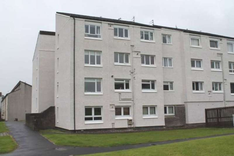 2 Bedrooms Flat for sale in Gilmartin Road, East Fulton, Linwood