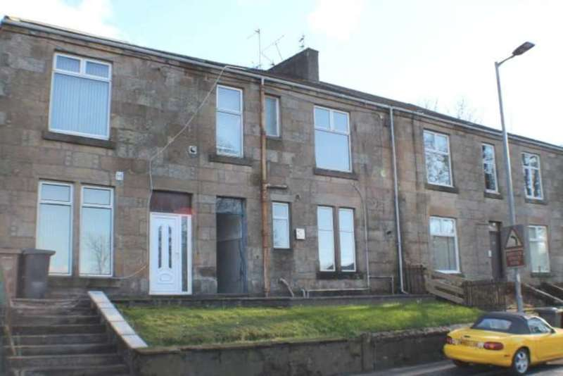 1 Bedroom Flat for sale in Dalry Road, Beith