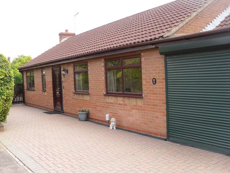 3 Bedrooms Bungalow for sale in Bramble Close, Whittlesey, PE7