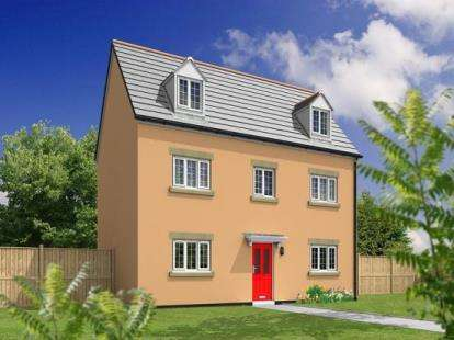 4 Bedrooms Detached House for sale in Falmouth, Cornwall