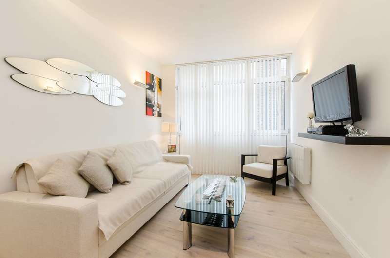 1 Bedroom Flat for sale in Bishopsgate, City, EC2M