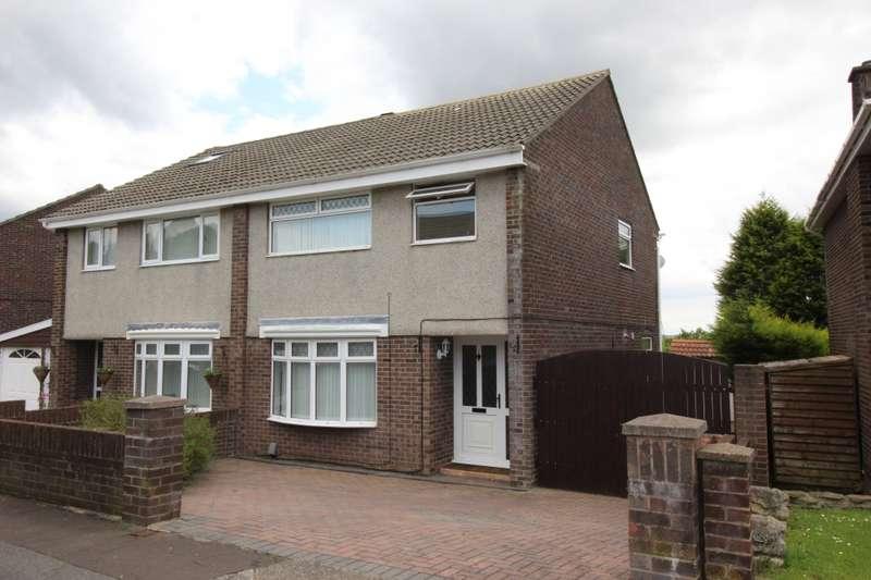 3 Bedrooms Semi Detached House for sale in Rhodfar Eos, Swansea, Swansea, SA6