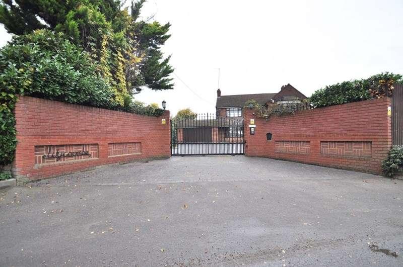 4 Bedrooms Detached House for sale in Hockenden Lane, Swanley