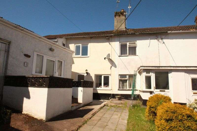 2 Bedrooms Terraced House for sale in 5 Silbury Place, Crediton