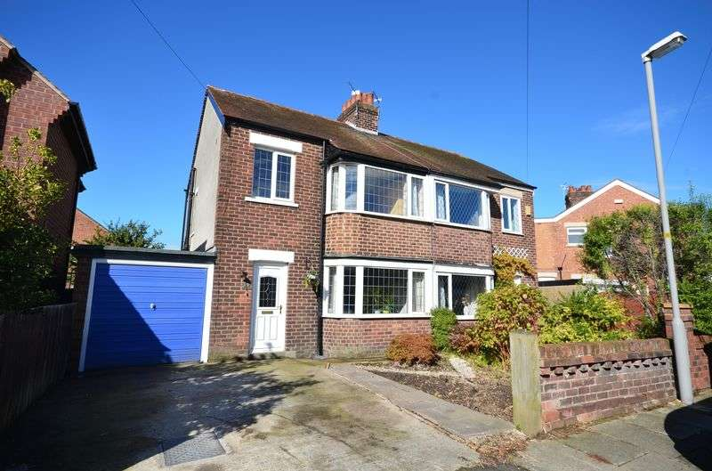 3 Bedrooms Semi Detached House for sale in 3 Ryland Avenue, Poulton-Le-Fylde Lancs FY6 7RU