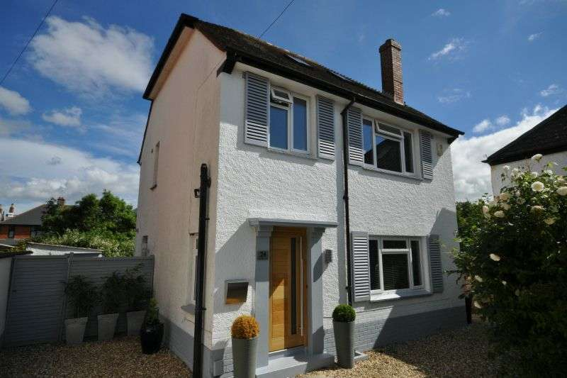 4 Bedrooms Detached House for sale in MAJORFIELD ROAD, TOPSHAM, NR EXETER, DEVON