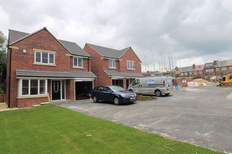 4 Bedrooms Detached House for sale in Plot 8, 'The Maltings', off Cadman Street, Wath-upon-dearne, S63 7DP