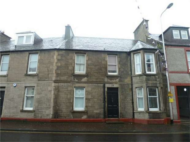 2 Bedrooms Flat for sale in Bridge Street, Tranent, East Lothian