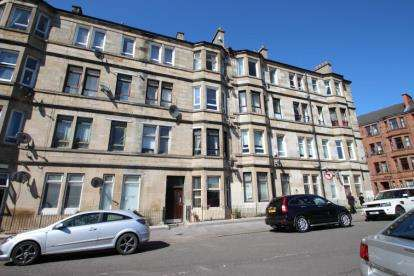 1 Bedroom Flat for sale in Marwick Street, Dennistoun, Glasgow