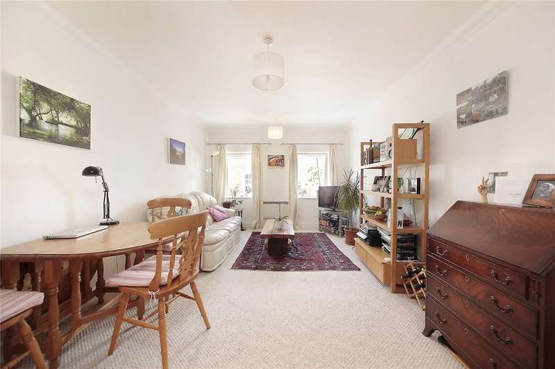 1 Bedroom Flat for sale in Maud Chadburn Place, Clapham South, London, SW4