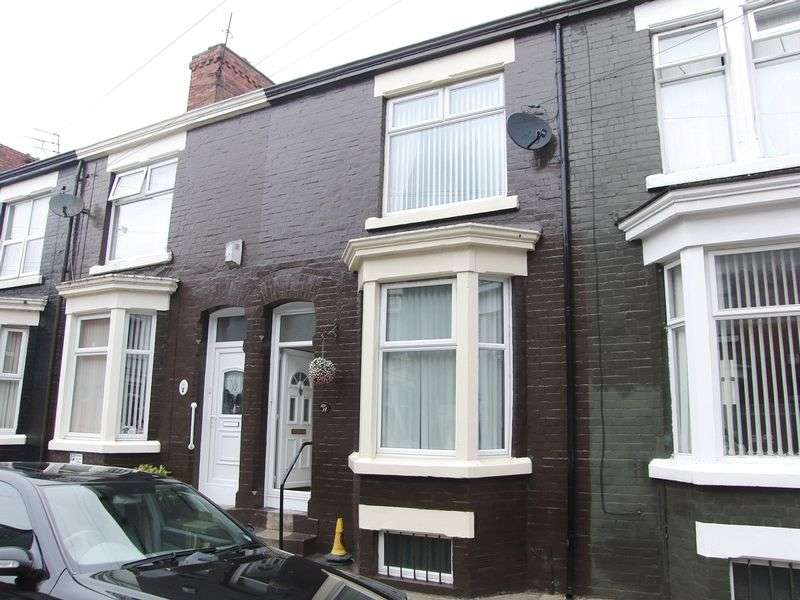 3 Bedrooms Terraced House for sale in Winslow Street, Liverpool