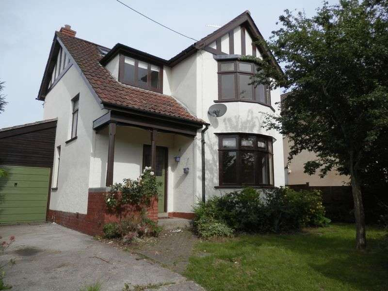 3 Bedrooms Detached House for sale in The Hayes, Cheddar