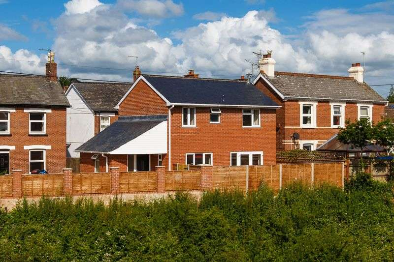 2 Bedrooms Detached House for sale in One, Copplestone