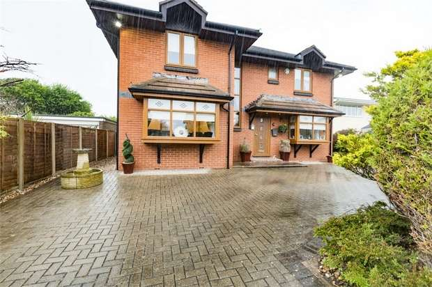 4 Bedrooms Detached House for sale in Silverdale Road, Lytham St Annes, Lancashire