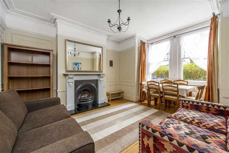 2 Bedrooms Flat for sale in Sudbourne Road, London