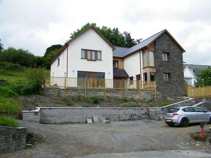4 Bedrooms Detached House for sale in Llanbadarn Fawr, Aberystwyth