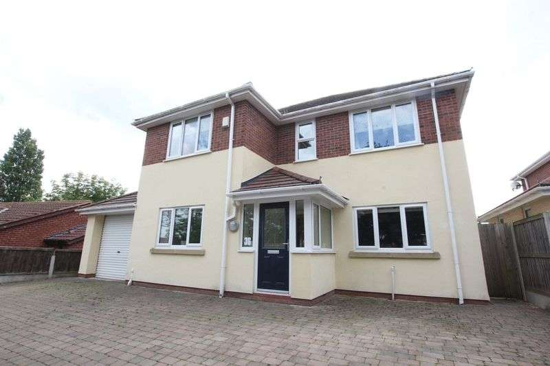 4 Bedrooms Detached House for sale in Ford Road, Upton, Wirral