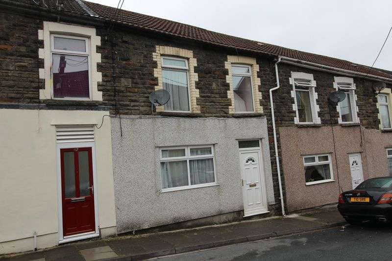 3 Bedrooms Terraced House for sale in Richard Street, Cilfynydd, Pontypridd, CF37 4NP
