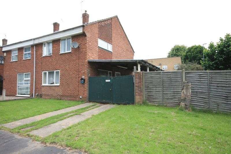 3 Bedrooms Semi Detached House for sale in TIREE CLOSE, SINFIN