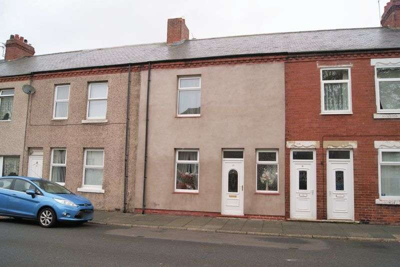 2 Bedrooms Terraced House for sale in Blyth Street, Seaton Delaval