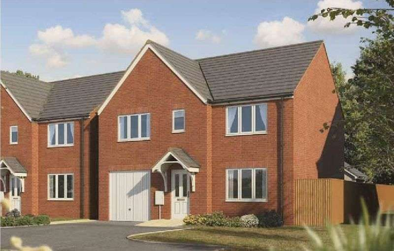 4 Bedrooms Detached House for sale in Gallileo , Cranbrook PLOT 182