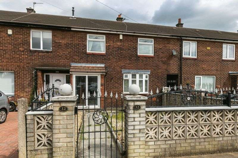 3 Bedrooms Terraced House for sale in Vicarage Lane, Shevington, WN6 8HP
