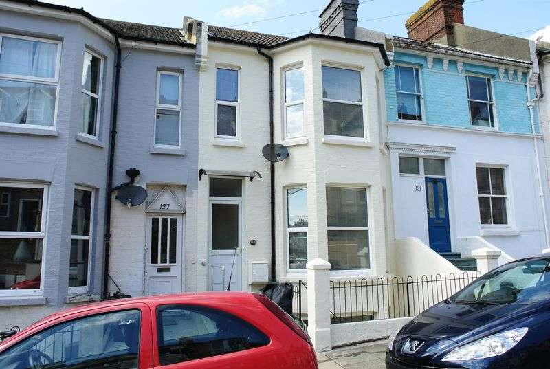 2 Bedrooms Flat for sale in Emmanuel Road, Hastings