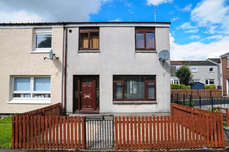 2 Bedrooms Terraced House for sale in Richmond Drive, Linwood