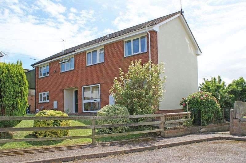 2 Bedrooms Semi Detached House for sale in Maunders Hill, Otterton