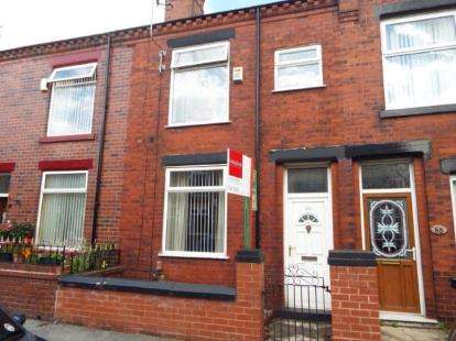 3 Bedrooms Terraced House for sale in Gordon Street, Leigh, Greater Manchester