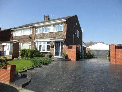 3 Bedrooms Semi Detached House for sale in Hesketh Street, Leigh, Greater Manchester