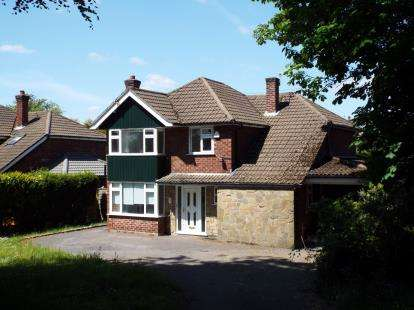 4 Bedrooms Detached House for sale in Werneth Road, Woodley, Stockport, Cheshire