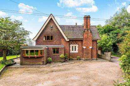 4 Bedrooms Detached House for sale in Brancote, Tixal Road, Stafford, Staffordshire