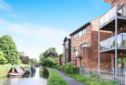 1 Bedroom Flat for sale in Amber Reach, Spring Lane, Worcester, Worcestershire