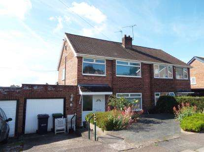 3 Bedrooms House for sale in Redland Drive, Beeston, Nottingham, Nottinghamshire