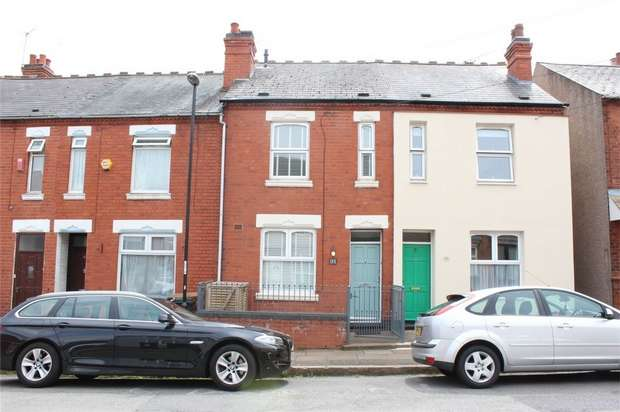 3 Bedrooms Terraced House for sale in Kensington Road, Earlsdon, Coventry, West Midlands