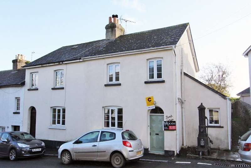 2 Bedrooms End Of Terrace House for sale in Fore Street, Ipplepen