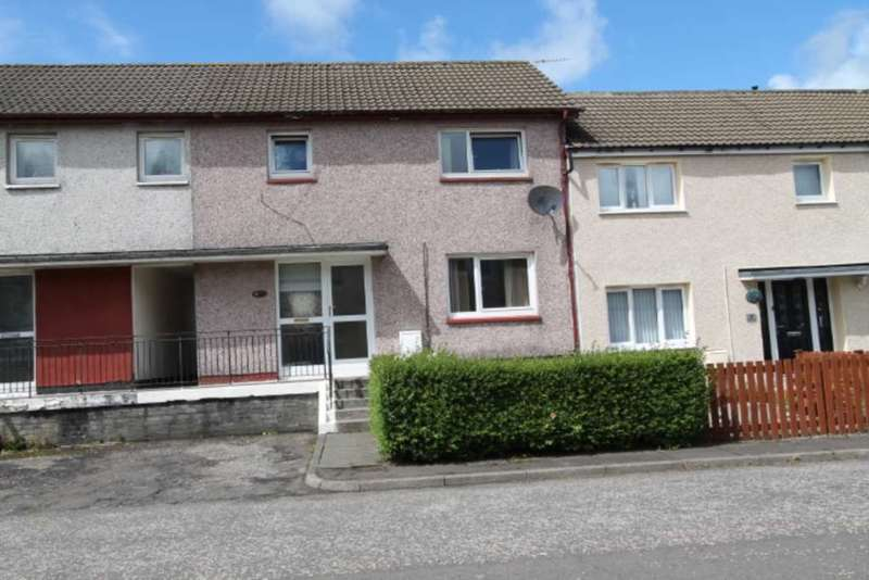 2 Bedrooms Terraced House for sale in Weeple Drive, Linwood