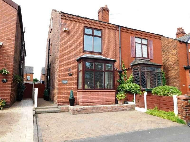 3 Bedrooms Property for sale in Sandy Lane, Littlemoss, Manchester