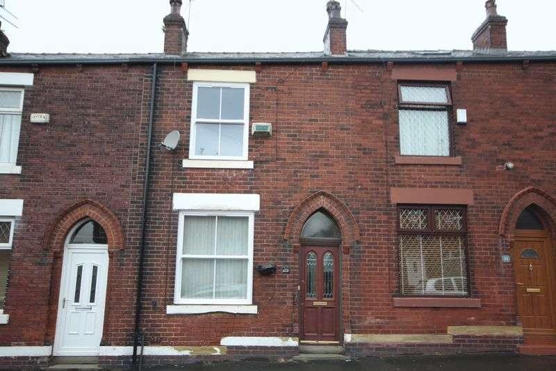 3 Bedrooms Terraced House for sale in AMY STREET, Cutgate, Rochdale OL12 7NJ