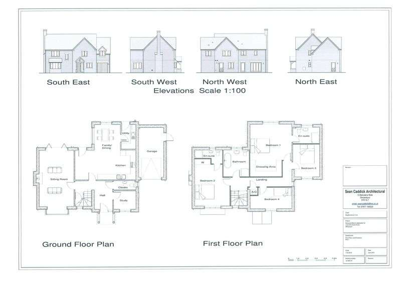 Land Commercial for sale in Plot 3, Whitchurch