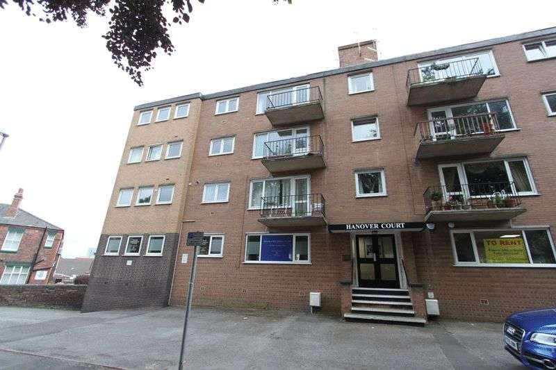 2 Bedrooms Flat for sale in Hanover Street, Newcastle