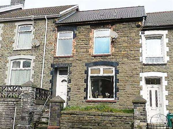 3 Bedrooms Terraced House for sale in Court Street, Blaenclydach, Tonypandy