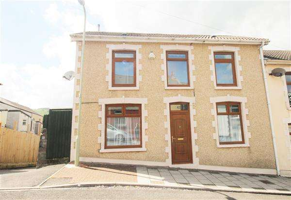 2 Bedrooms End Of Terrace House for sale in Crawshay Road, Penygraig, Tonypandy